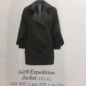 New Spring 2019 Expedition jacketBoutique, used for sale